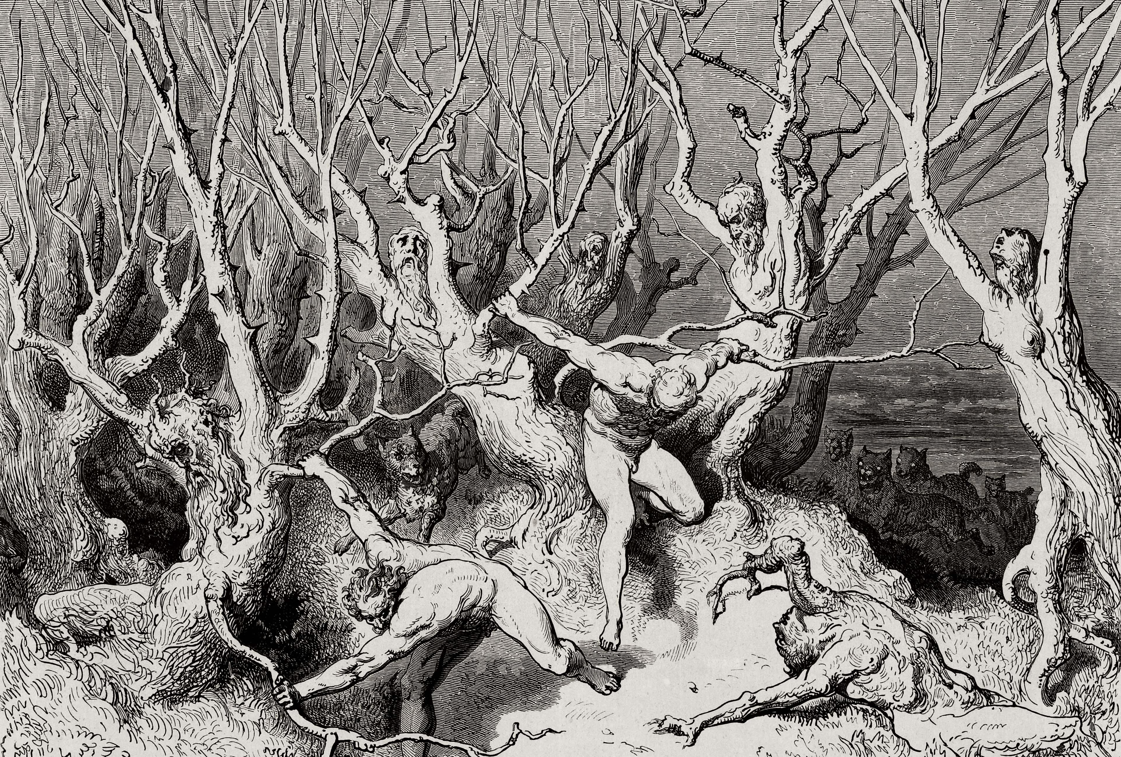 <em>L'Enfer de Dante Alighieri</em>, Gustave Doré (1861)