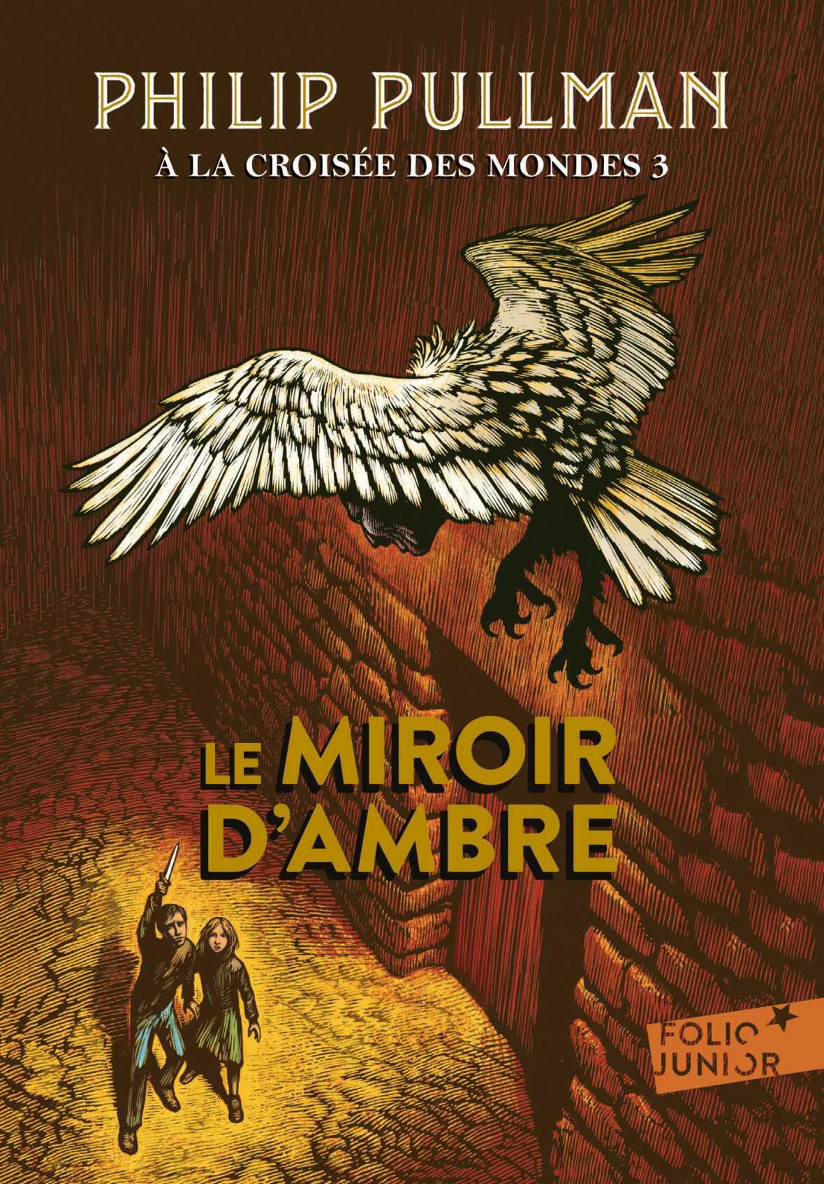 Le Miroir d'ambre, de Philip Pullman (2018)