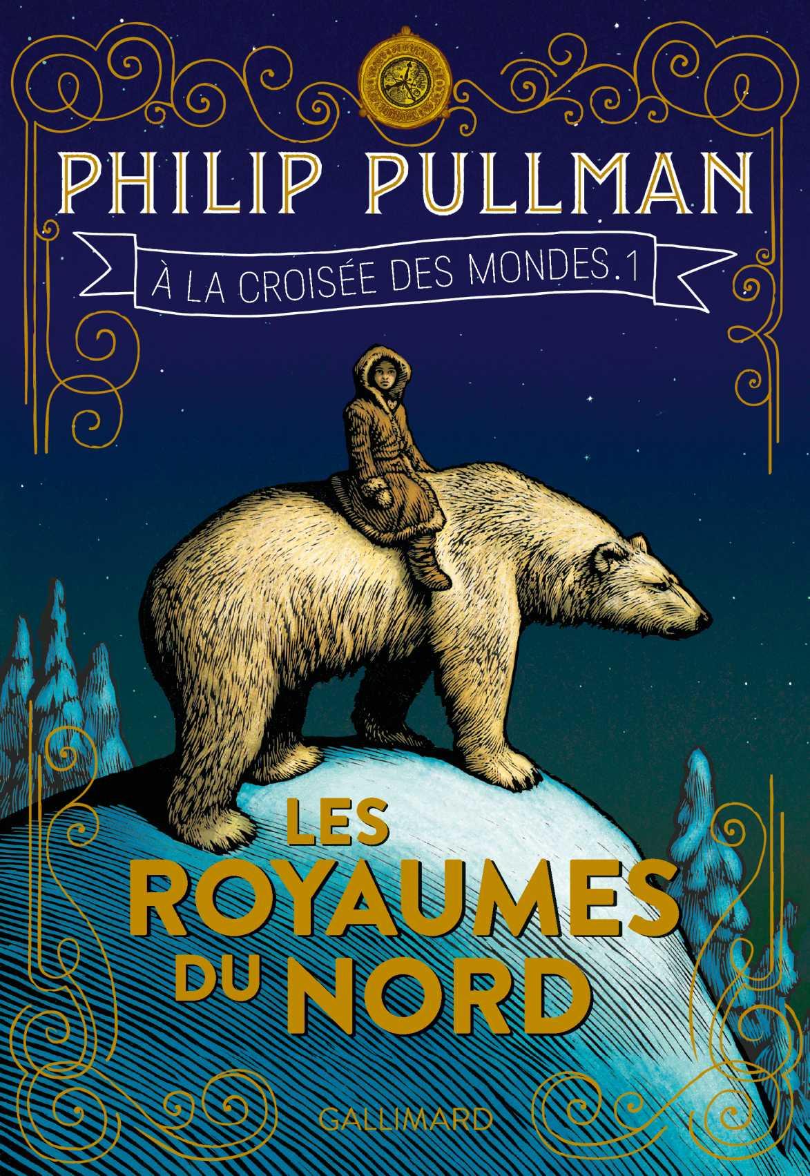 Les Royaumes du Nord, de Philip Pullman (1998)