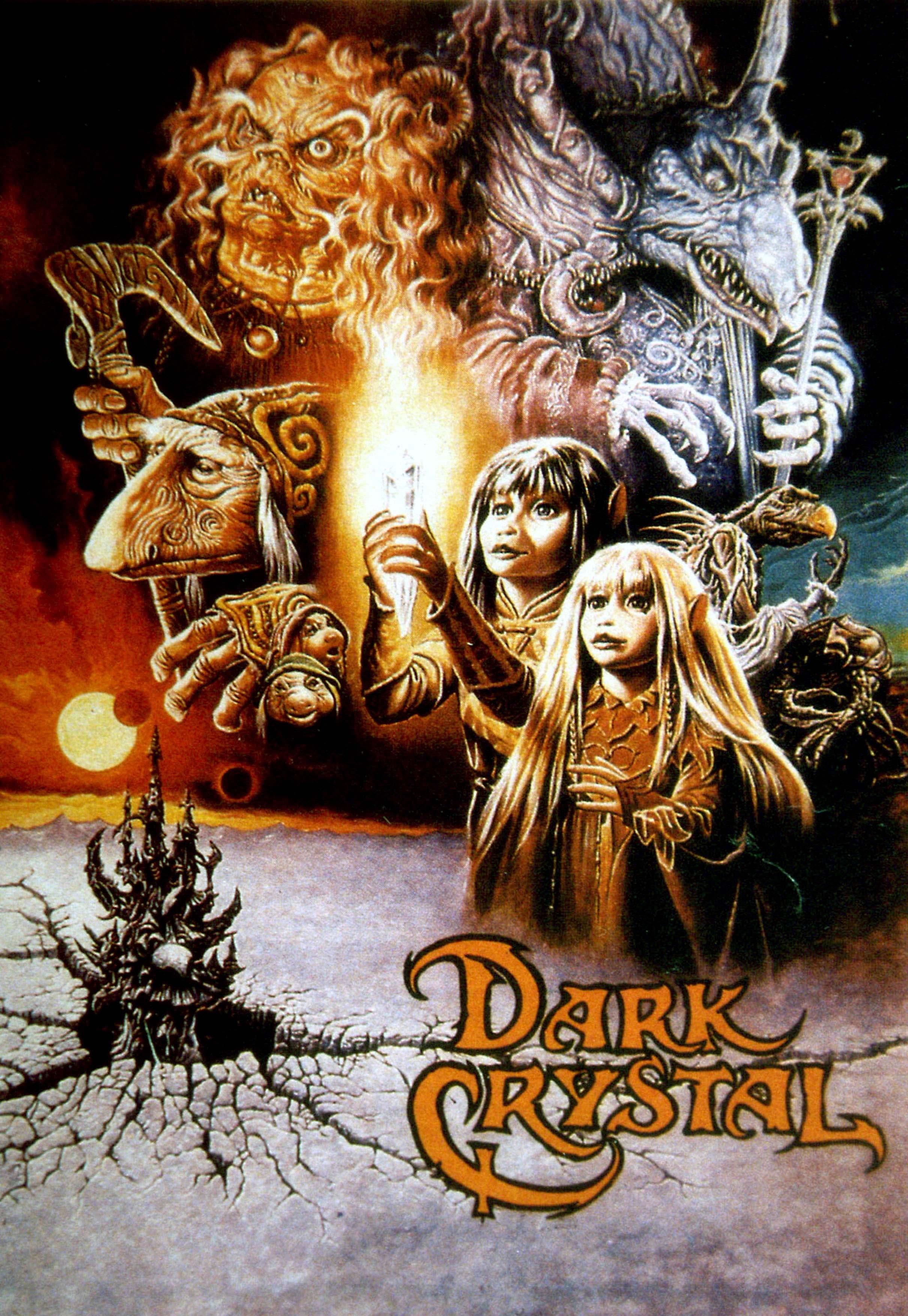Dark Crystal, film de Jim Henson et Frank Oz (1982)