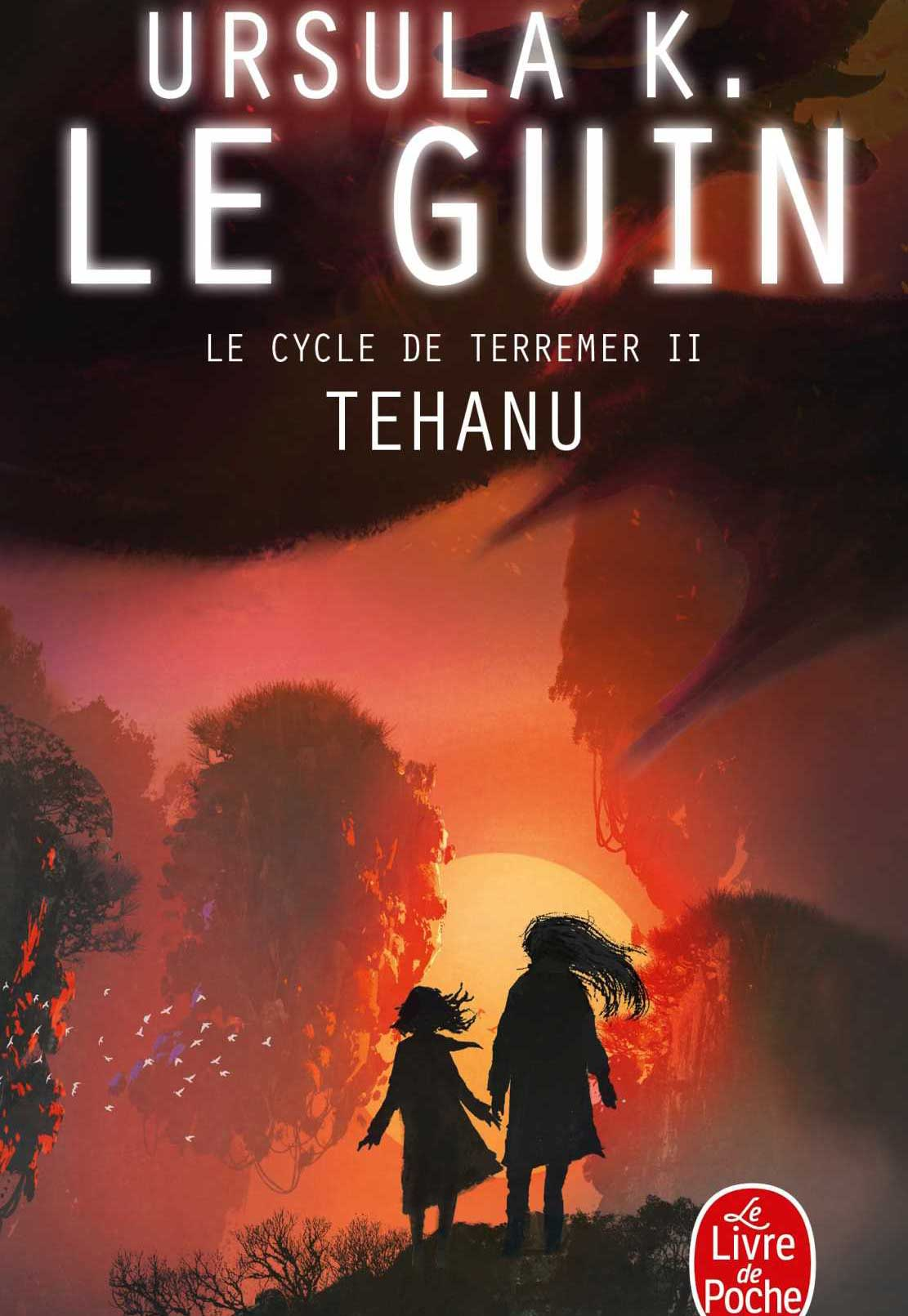 Le cycle de Terremer II : Tehanu, de Ursula Le Guin (2008)