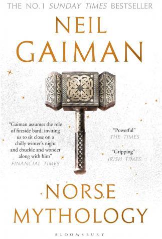 <i>Norse Mythology</i>, by Neil Gaiman (2018)