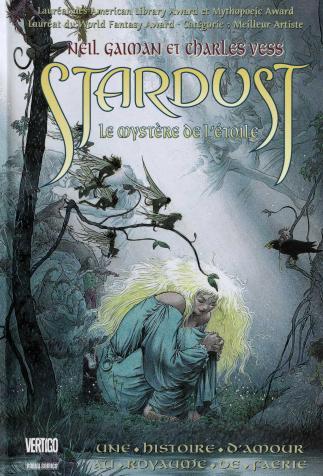 <i>Stardust</i>, by Neil Gaiman, illustration by Charles Vess (2007)