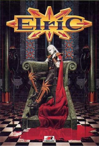 <i>Elrik</i>, Role-playing game based on Michael Moorcock's works, Éditions Oriflam (1994)