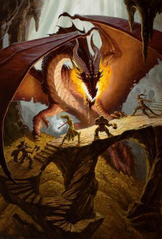 <i>Tyranny of Dragons</i>, <i>Dungeons & Dragons</i> Player's Handbook (2014)
