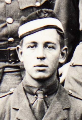 C. S. Lewis, Officer Cadet Battalion at Keble College (1917)