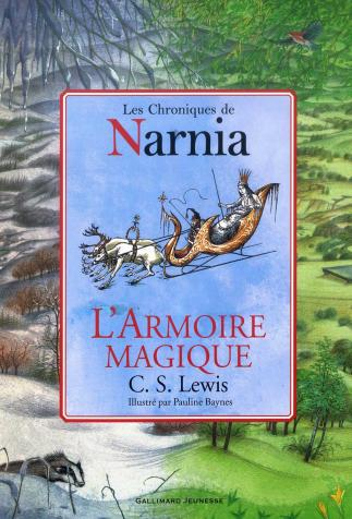 <i>L'Armoire magique (The Lion, the Witch, and the Wardrobe)</i>, <i>Le Monde de Narnia, 2 (The Chronicles of Narnia)</i> by C.S. Lewis, illustrated by Pauline Baynes (2003)