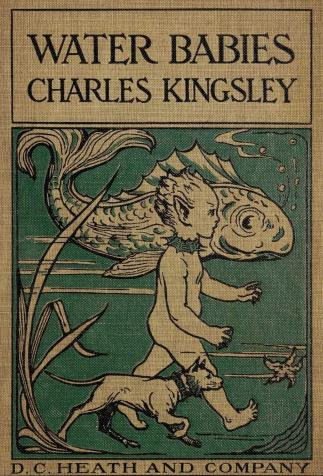 <i>The Water-Babies, A Fairy Tale for a Land Baby</i>, by Charles Kingsley, illustrated by Helen Babitt and Ethel Blossom (1914)