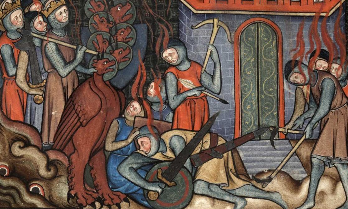 <i>Apocalypse du Val-Dieu</i> (1320-1330)