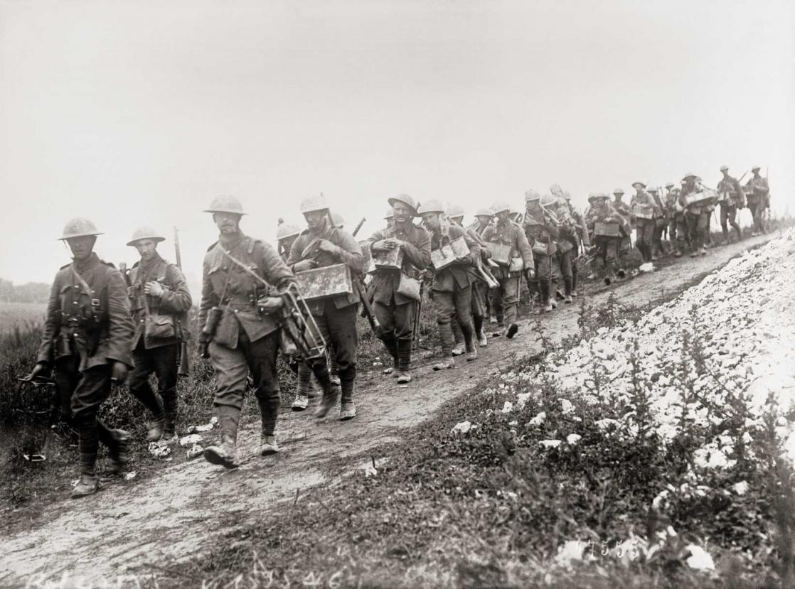 Offensive anglaise dans la Somme (1916)