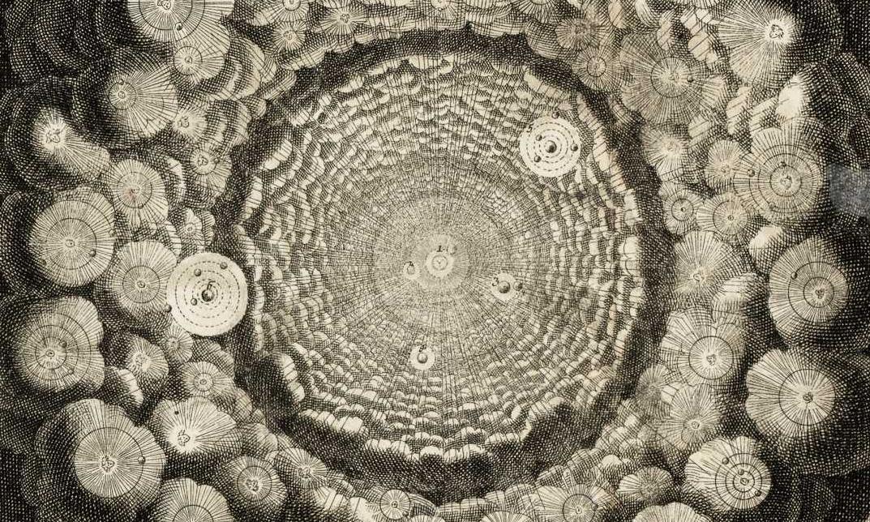 <i>Entretiens sur la pluralité des mondes</i>, de Bernard de Fontenelle (1686)