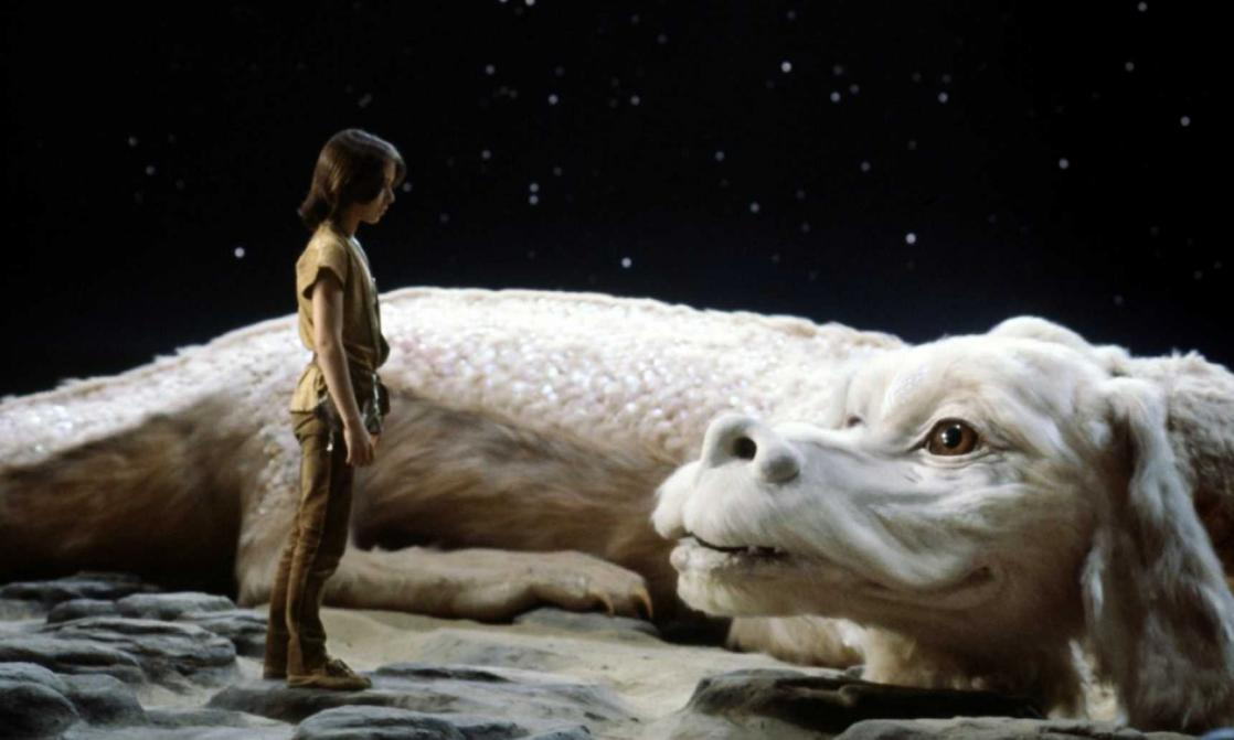 <i>The NeverEnding Story</i>, film by Wolfgang Petersen after Michael Ende's work (1984)