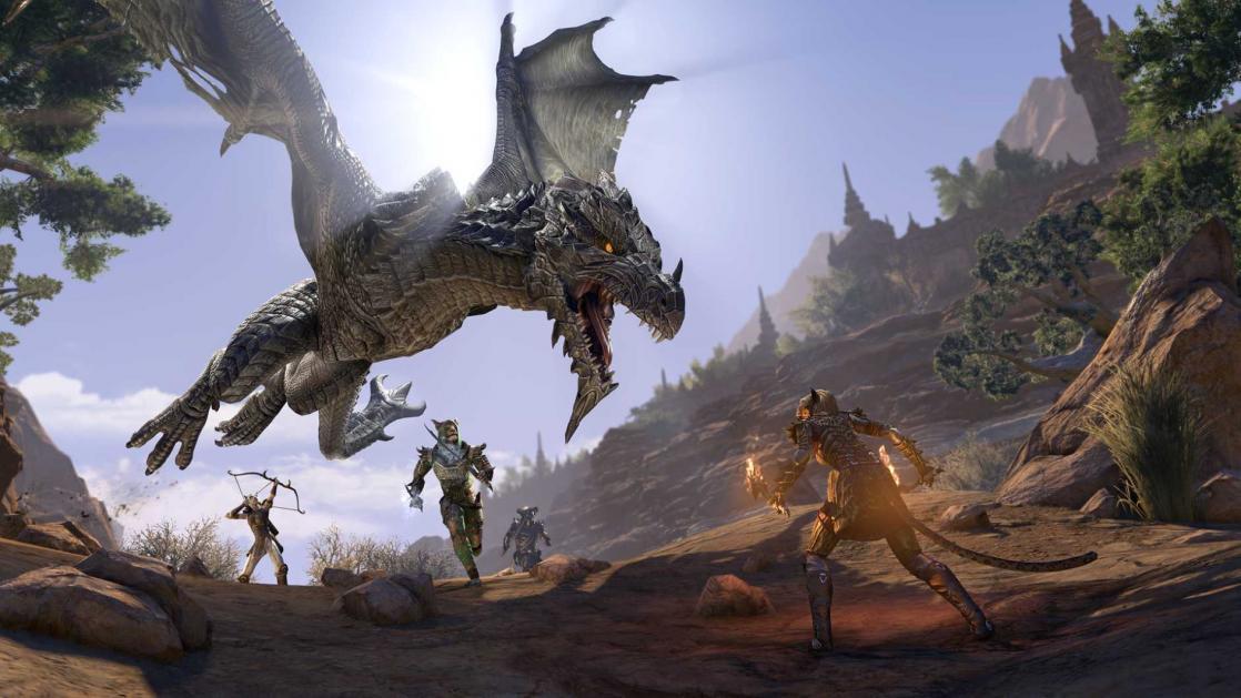 <i>The Elder Scrolls Online</i>, Teaser Screenshot (2019)