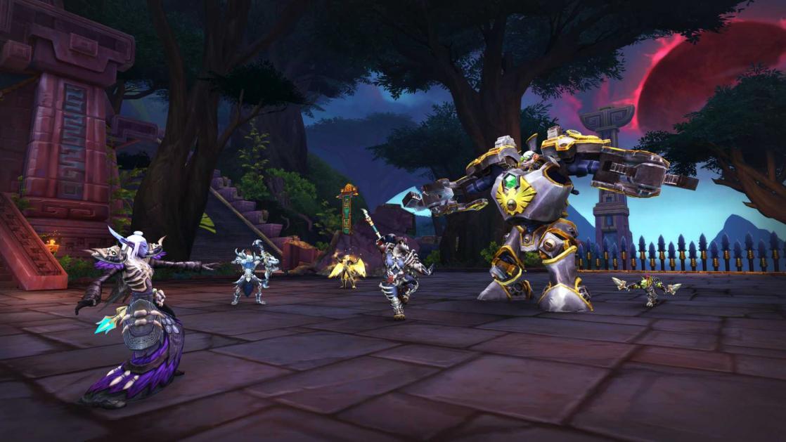 Battle of Dazaralor, <i>World of Warcraft, Battle for Azeroth</i> (2018)