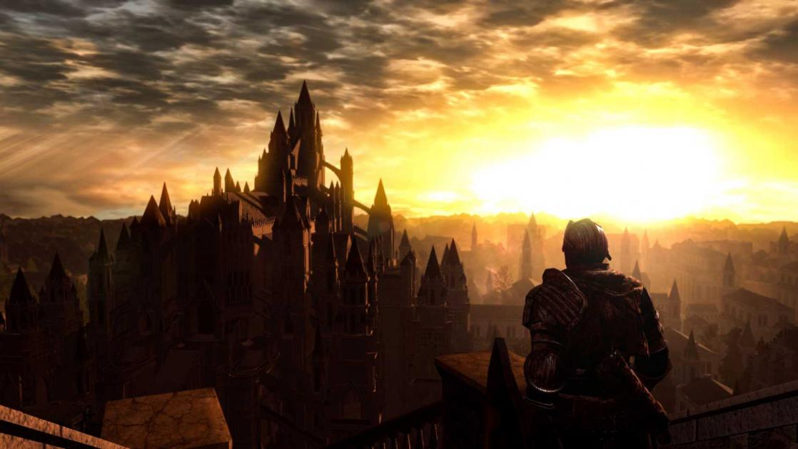 Anor Londo City, <i>Dark Souls Remastered</i>, Key Art (2018)