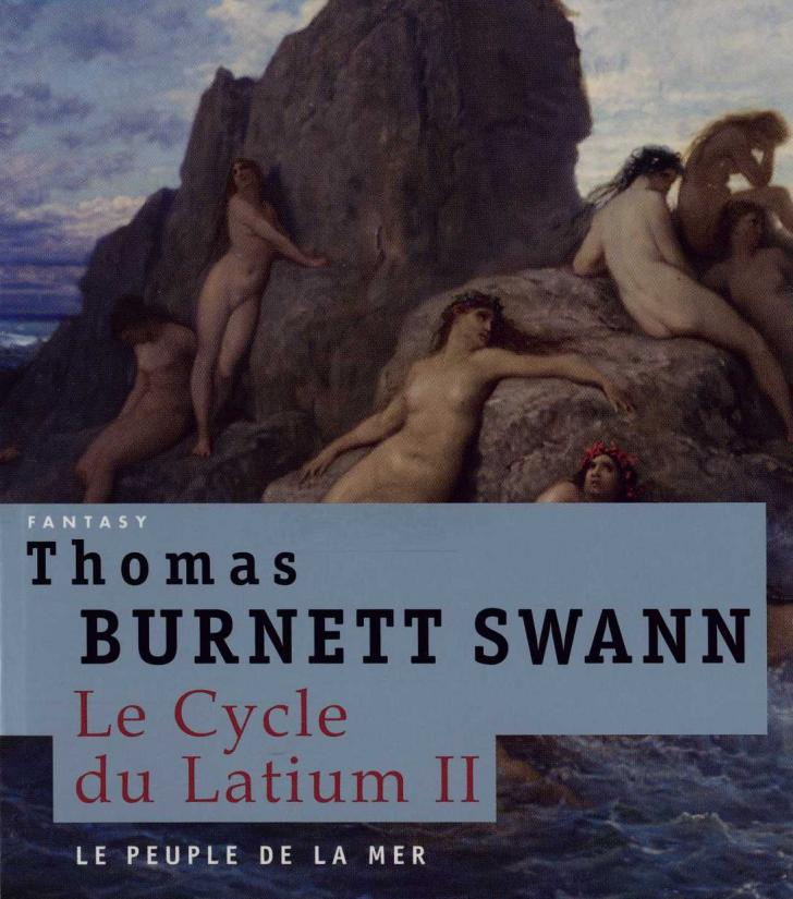 <em>The Latium Trilogy II: Queens Walk in the Dusk</em>, by Thomas Burnett Swann (2007)