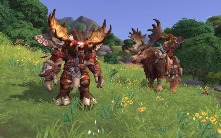 Tauren de Haut-Roc, <i>World of Warcraft : Battle for Azeroth</i> (2018)