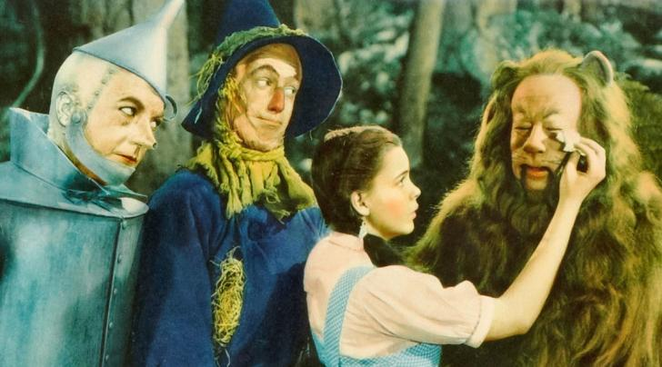 <i>The Wizard of Oz</i>, film by Victor Fleming with Judy Garland (1939)