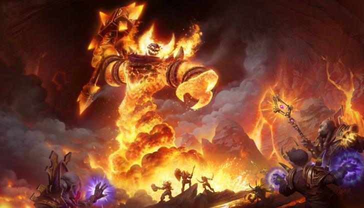 Ragnaros, World of Warcraft : Classic (2019)