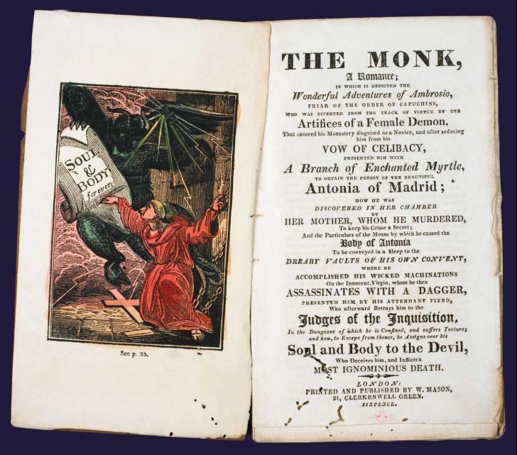Le Moine, M. G. Lewis
