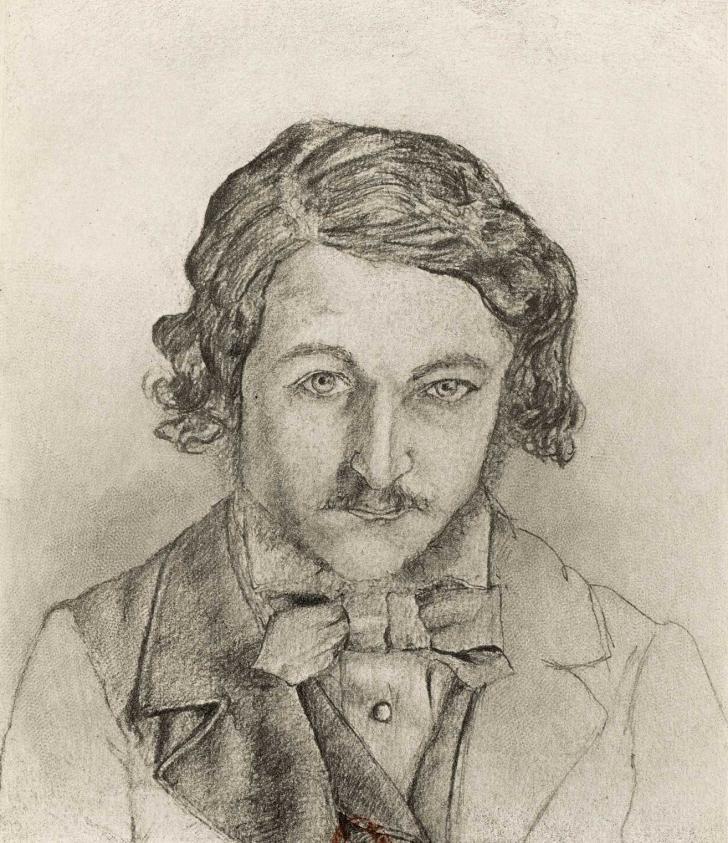William Morris, autoportait