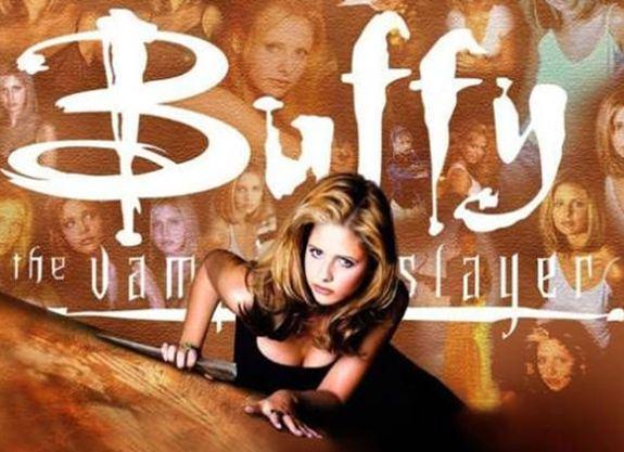 <i>Buffy contre les vampires</i>, série écrite et réalisée par Joss Whedon (1997-2001)