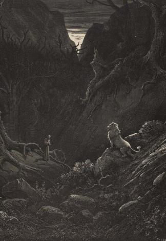 L'Enfer de Dante Alighieri, par Gustave Doré (1861)