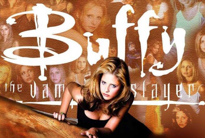 <em>Buffy contre les vampires</em>, série crée par Joss Whedon (1997 à 2001)