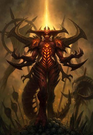 Diablo, Artwork (2011)