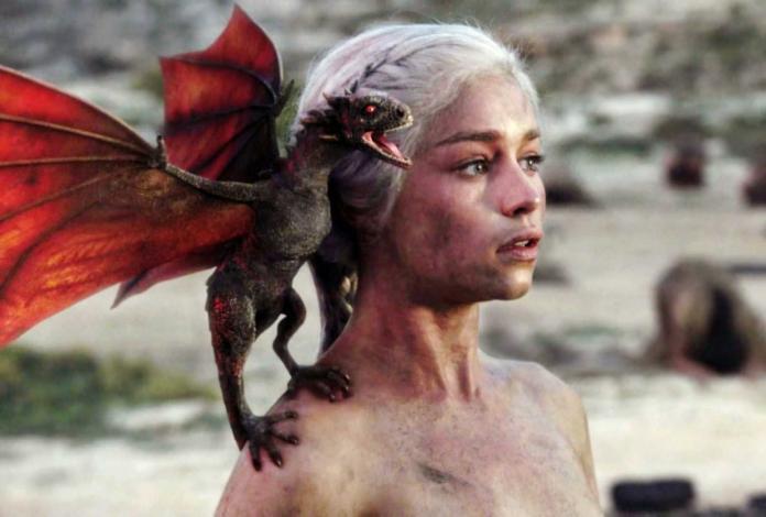 Daenerys Targaryen, Game of Thrones, de David Benioff et D. B. Weiss (2011 à 2019)