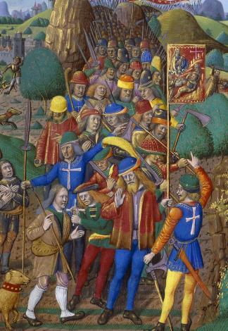 Croisade des Pastoureaux (1482)