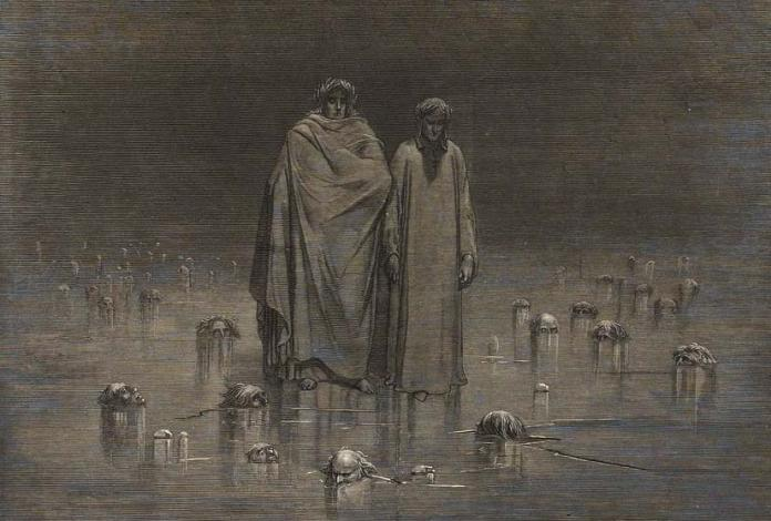 L'Enfer de Dante Alighieri, Gustave Doré (1861)
