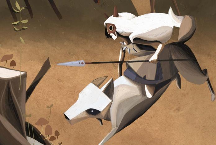 San, la Princesse Mononoké, Amopix (2020)